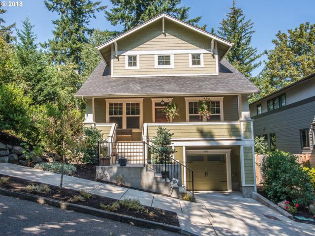 1703 SW Custer St, Portland, OR 97219 (MLS #18427571) :: Hatch Homes Group