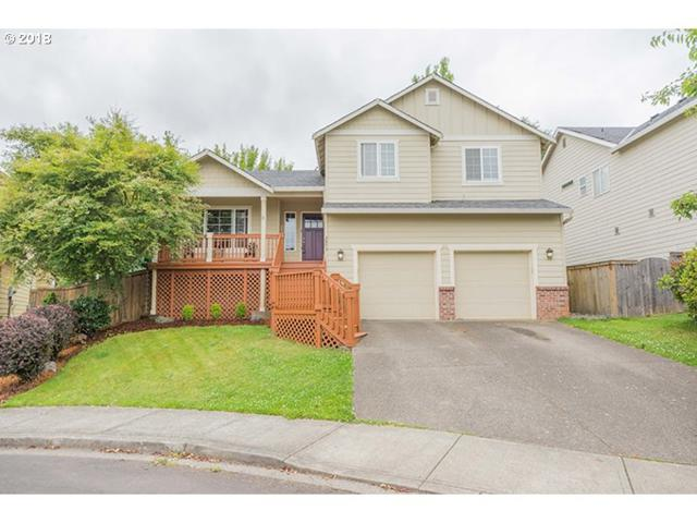 2053 NW Fargo Ct, Camas, WA 98607 (MLS #18427950) :: The Dale Chumbley Group