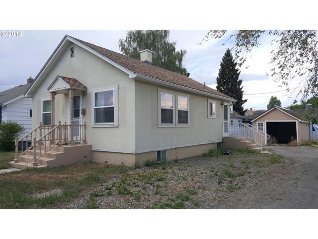 2530 Campbell St, Baker City, OR 97814 (MLS #18428905) :: R&R Properties of Eugene LLC