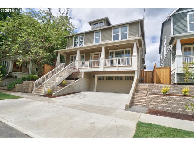 4735 SE 36 Pl, Portland, OR 97202 (MLS #18429460) :: Hatch Homes Group