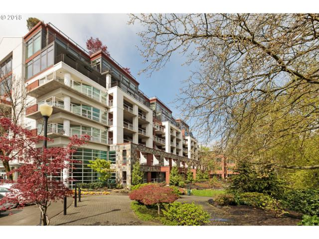 455 SW Hamilton Ct #603, Portland, OR 97239 (MLS #18430744) :: Team Zebrowski