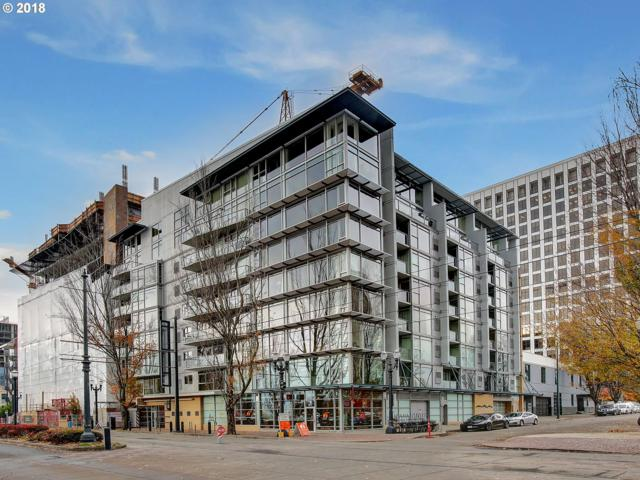 533 NE Holladay St #401, Portland, OR 97232 (MLS #18430848) :: Cano Real Estate