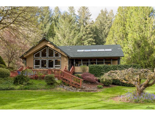45542 S Gate Creek Rd, Vida, OR 97488 (MLS #18431797) :: Harpole Homes Oregon