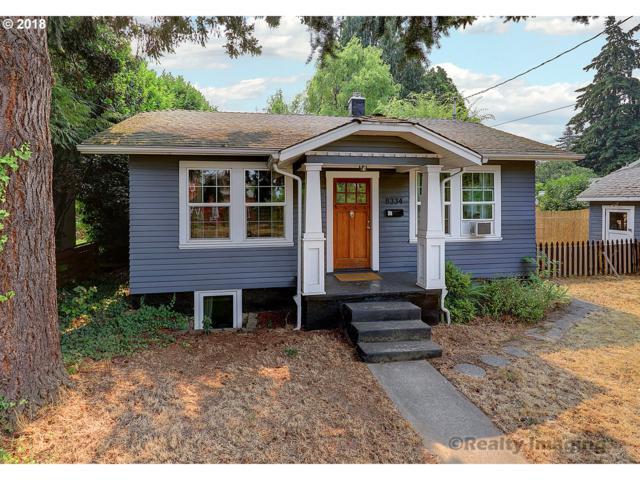 8334 N Fessenden St, Portland, OR 97203 (MLS #18432088) :: Hatch Homes Group