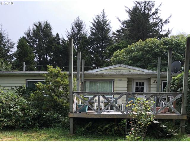 9353 NW Seal Rock St, Seal Rock, OR 97376 (MLS #18433390) :: Cano Real Estate