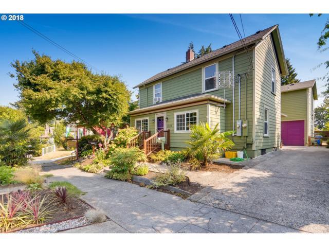 1326 SE Malden St SE, Portland, OR 97202 (MLS #18433611) :: Hatch Homes Group