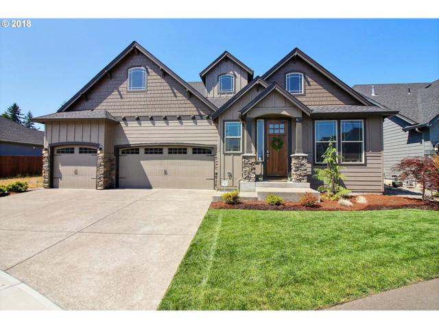 1606 NE 153RD Ave, Vancouver, WA 98684 (MLS #18434114) :: The Dale Chumbley Group