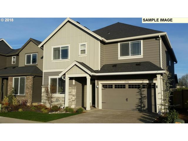 8107 SW Oldham Dr, Beaverton, OR 97007 (MLS #18434240) :: The Sadle Home Selling Team