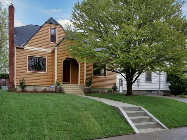 1718 SE 30TH Ave, Portland, OR 97214 (MLS #18435147) :: The Dale Chumbley Group