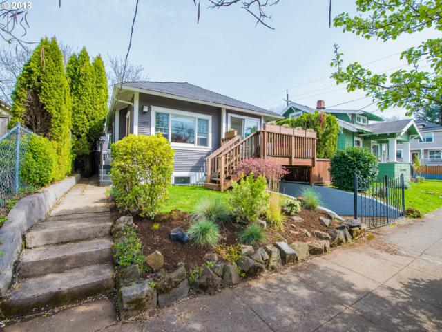 4614 NE 16TH Ave, Portland, OR 97211 (MLS #18435158) :: Next Home Realty Connection