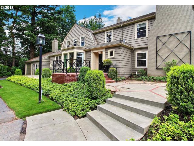 4192 SW Greenleaf Dr, Portland, OR 97221 (MLS #18435794) :: Hatch Homes Group