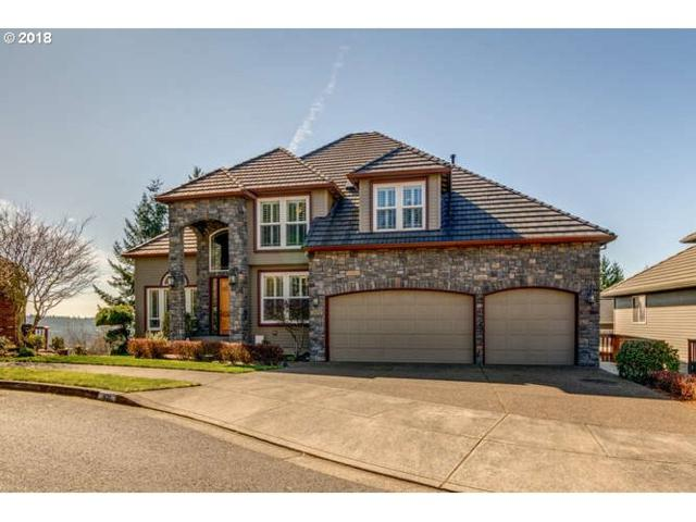 1935 Taylor Ct, West Linn, OR 97068 (MLS #18435950) :: Matin Real Estate
