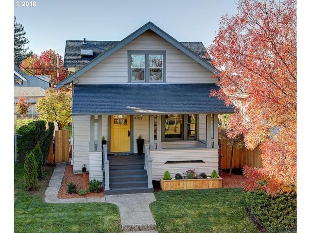 4703 NE 31ST Ave, Portland, OR 97211 (MLS #18436272) :: Townsend Jarvis Group Real Estate
