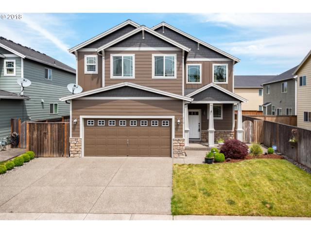 610 NE 143RD St, Vancouver, WA 98685 (MLS #18436297) :: TLK Group Properties