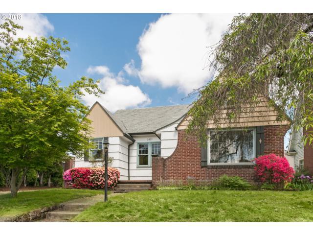 2825 NE Schuyler St, Portland, OR 97212 (MLS #18436505) :: McKillion Real Estate Group