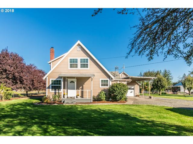 585 Central Ave, Lebanon, OR 97355 (MLS #18436715) :: Portland Lifestyle Team