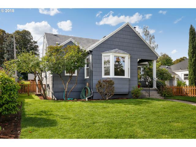6027 NE Cleveland Ave, Portland, OR 97211 (MLS #18437198) :: The Dale Chumbley Group