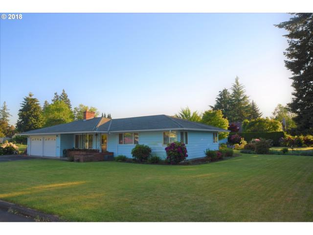 835 N Grant St, Canby, OR 97013 (MLS #18437887) :: Beltran Properties at Keller Williams Portland Premiere