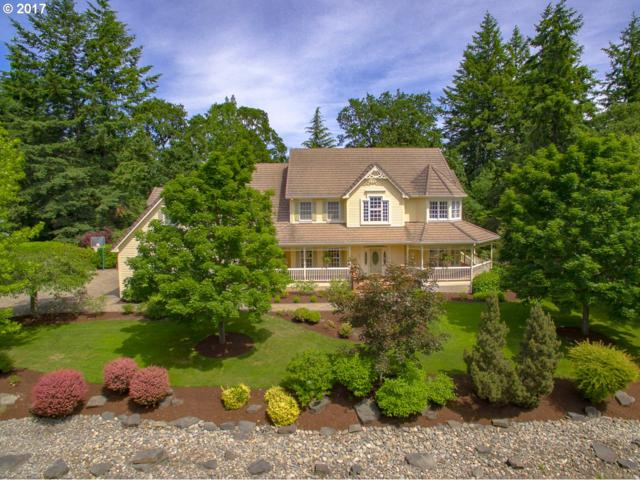 9252 SW Whispering Fir Dr, Beaverton, OR 97007 (MLS #18437913) :: Next Home Realty Connection