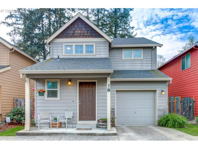 800 W 1ST St #18, Newberg, OR 97132 (MLS #18438800) :: Fox Real Estate Group