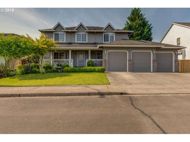3752 NW 32ND Ave, Camas, WA 98607 (MLS #18438836) :: The Dale Chumbley Group