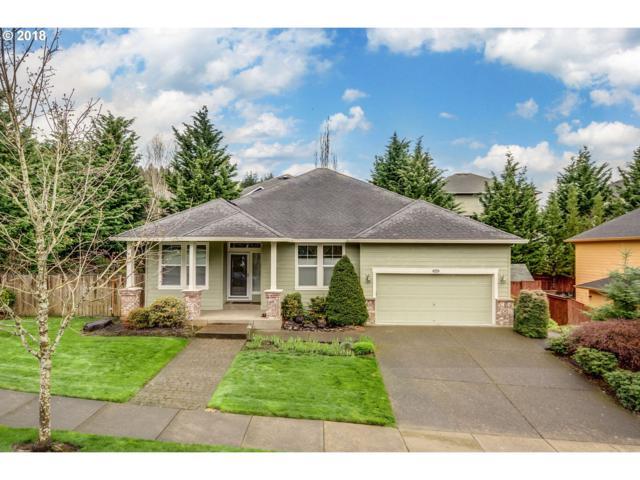 11421 SE Cedar Way, Happy Valley, OR 97086 (MLS #18439401) :: The Sadle Home Selling Team