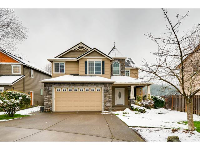 13380 SE Portland View Pl, Happy Valley, OR 97086 (MLS #18439510) :: Matin Real Estate