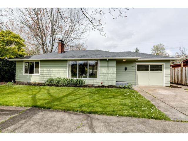 1095 W 19TH Ave, Eugene, OR 97402 (MLS #18439951) :: The Dale Chumbley Group