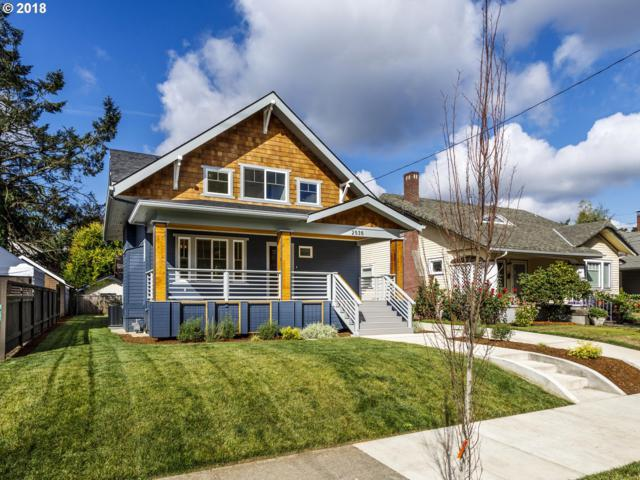 2535 NE 42ND Ave, Portland, OR 97213 (MLS #18440415) :: The Sadle Home Selling Team