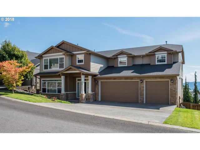 400 N Stonegate Dr, Washougal, WA 98671 (MLS #18441678) :: Song Real Estate