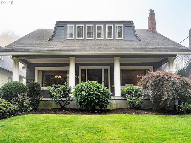 2516 NE Dunckley St, Portland, OR 97212 (MLS #18441761) :: Next Home Realty Connection