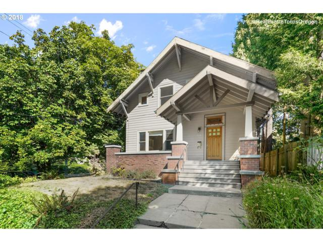3007 NE Flanders St, Portland, OR 97232 (MLS #18441808) :: Hatch Homes Group