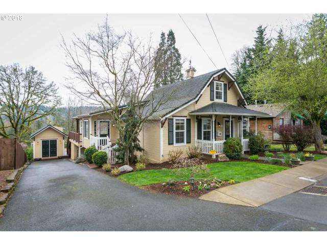 2155 5TH Ave, West Linn, OR 97068 (MLS #18442022) :: TLK Group Properties