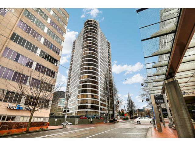 1500 SW 5TH Ave #601, Portland, OR 97201 (MLS #18442302) :: Song Real Estate