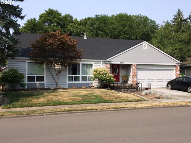 2885 NW 153RD Ave, Beaverton, OR 97006 (MLS #18442652) :: Next Home Realty Connection