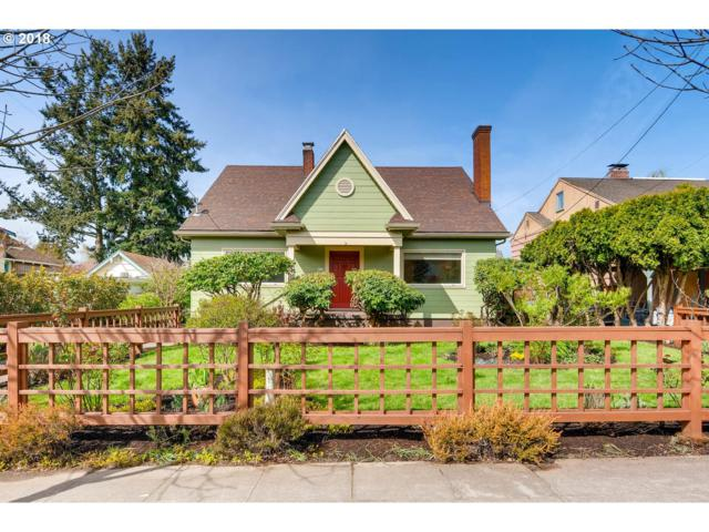 235 SE 47TH Ave, Portland, OR 97215 (MLS #18443454) :: Hatch Homes Group