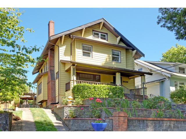 3429 NE Pacific St, Portland, OR 97232 (MLS #18443738) :: Hatch Homes Group