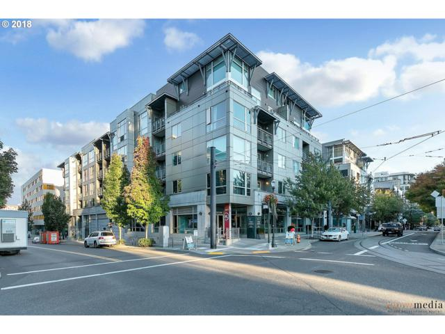 1125 NW 9TH Ave #427, Portland, OR 97209 (MLS #18444144) :: Next Home Realty Connection