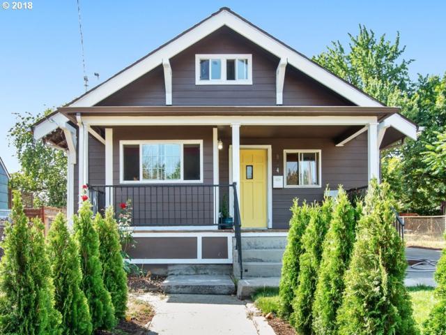 834 N Webster St, Portland, OR 97217 (MLS #18444217) :: Portland Lifestyle Team