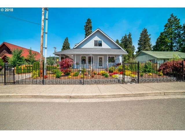 47689 School St, Oakridge, OR 97463 (MLS #18444875) :: Song Real Estate