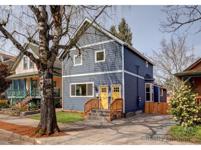3223 SE Taylor St, Portland, OR 97214 (MLS #18445639) :: Premiere Property Group LLC