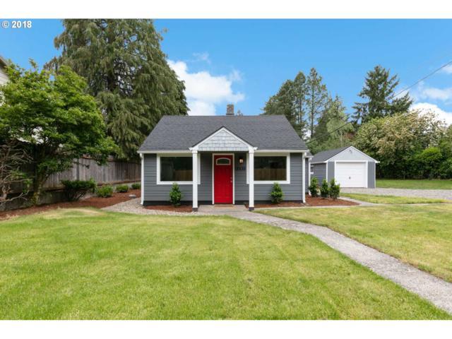 12535 SE Harold St, Portland, OR 97236 (MLS #18445693) :: Portland Lifestyle Team