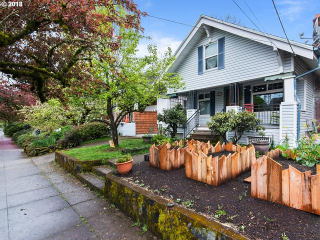 1817 SE 46TH Ave, Portland, OR 97215 (MLS #18445817) :: Hatch Homes Group