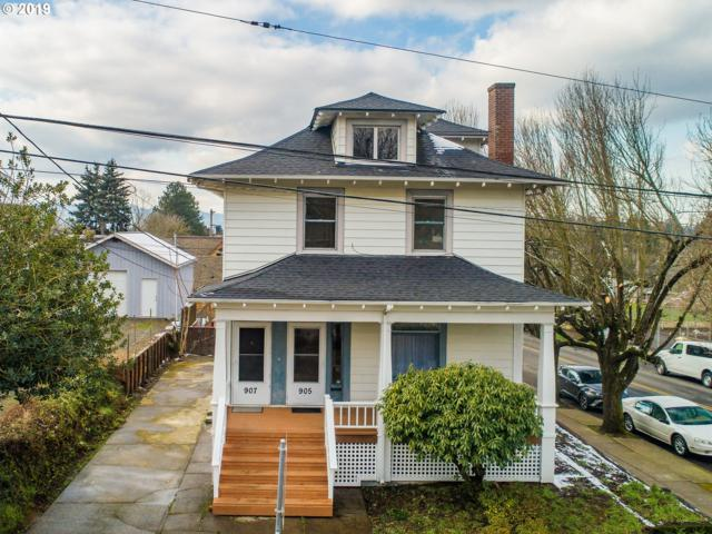 905 SE 50TH Ave, Portland, OR 97215 (MLS #18447264) :: Next Home Realty Connection