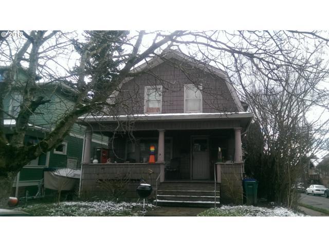 3504 SE Alder St, Portland, OR 97214 (MLS #18448853) :: Hatch Homes Group