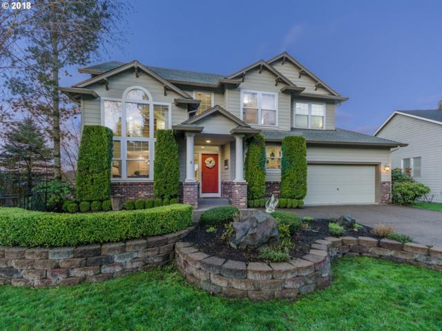 2410 NW 129TH St, Vancouver, WA 98685 (MLS #18449755) :: The Dale Chumbley Group