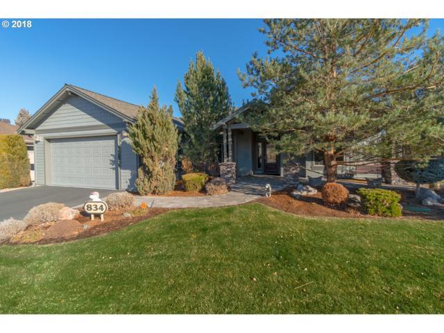 834 Ribbon Falls Rd, Redmond, OR 97756 (MLS #18450277) :: Premiere Property Group LLC