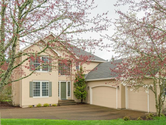 17891 SW Loxley Dr, Beaverton, OR 97007 (MLS #18450807) :: Next Home Realty Connection