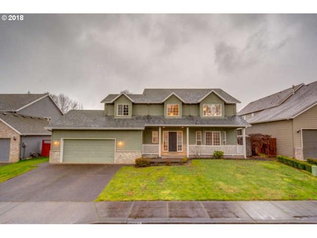 12377 SE Blaine Dr, Clackamas, OR 97015 (MLS #18450853) :: Matin Real Estate