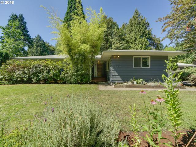 5800 SE Aldercrest Rd, Milwaukie, OR 97267 (MLS #18450871) :: Matin Real Estate
